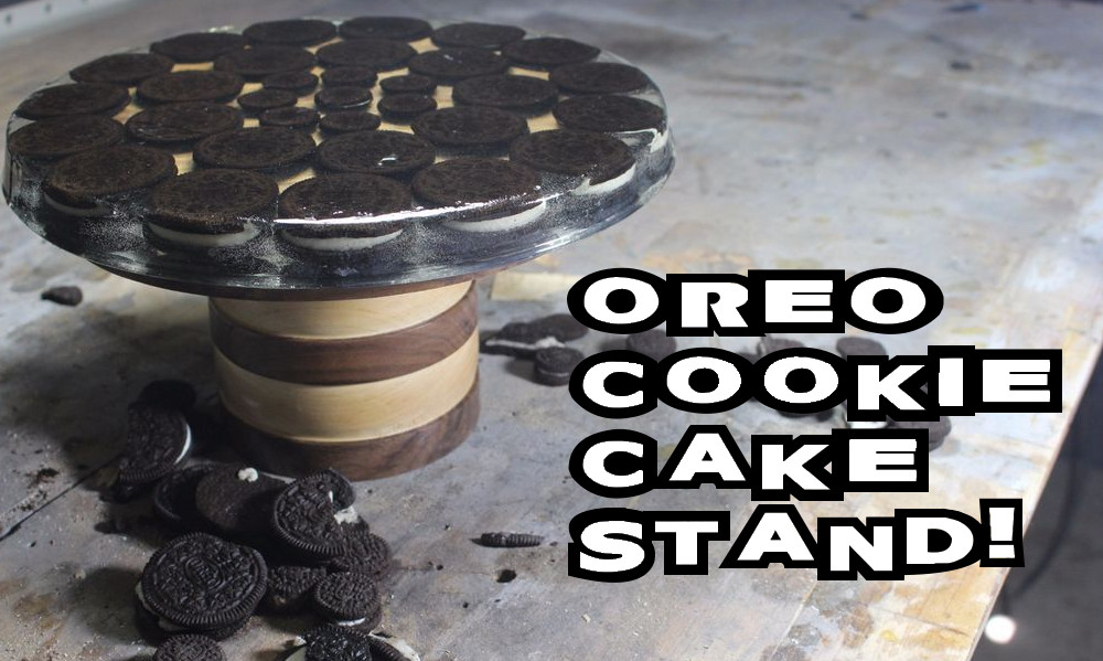 Image Result For Oreo Resin Cake Stand