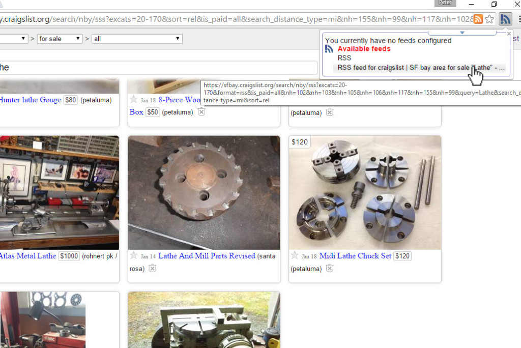 How To Find Quality Tools For Cheap On Craigslist - Shop Time