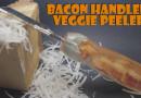 Bacon Handled Veggie Peeler