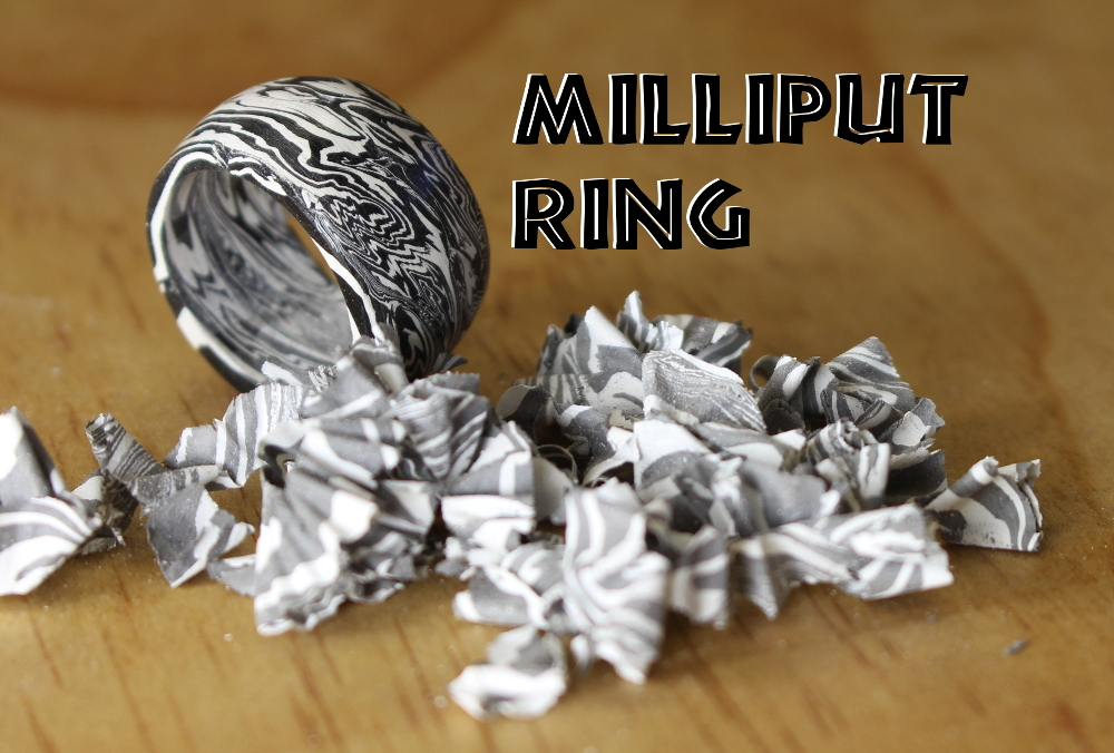 Milliput Ring