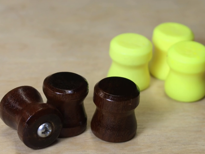Making Wooden Bullets