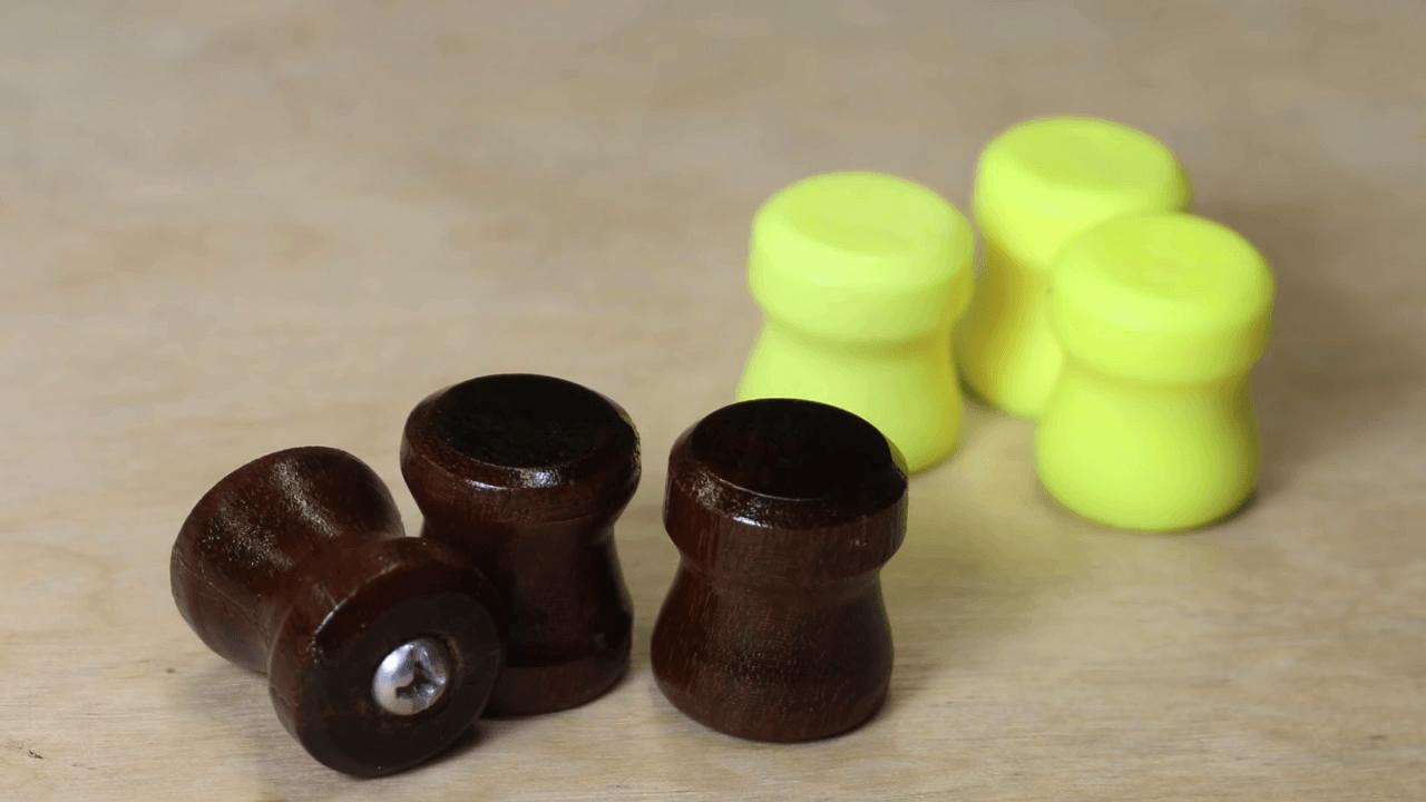 Making Wooden Bullets